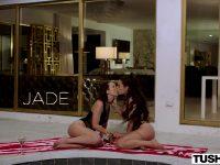 Lana Rhoades & Jade Nile – Sharing Her Ass With My Husband