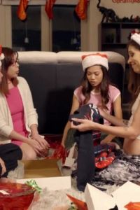 Vina Sky & Kacie Castle – The Night Before XXXmas
