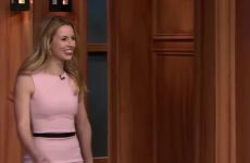 Alona Tal – Amazing Ass In A Tight Dress At The Late Late Show With Craig Ferguson
