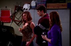 Aly Michalka Busty Shakin Plots In 'Two And A Half Men'