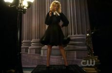 Aly Michalka Channeling Marilyn Monroe In Hellcats TV Show
