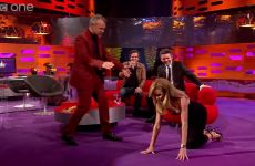 Amanda Holden – NipSlip On BBC One
