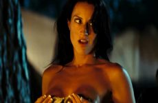 America Olivo Oils Her Plots In 'Friday The 13th'