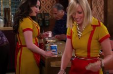 Beth Behrs Panty Plot In 2 Broke Girls