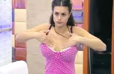 Cristina Del Basso – Big Brother Italy