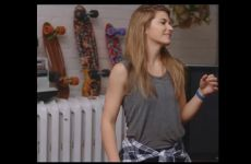 Elise Bauman And Natasha Negovanlis In 'Almost Adults'