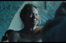 Emma Stone Nude Scene From -The Favourite- Brightened In HD