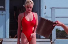 Erika Eleniak Gorgeous In Baywatch