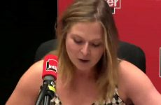 French Actress Constance Pittard Reveals The Plot Live On A News Radio Show