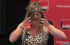 "French Radio Host Goes Topless During Her Segment On ""Go Topless Day"", Sexuality And Taboos"