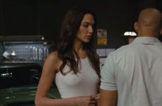 Gal Gadot In Fast Five