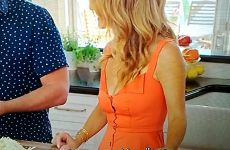 Giada De Laurentiis Show Good Plot In TV Show Giada On The Beach
