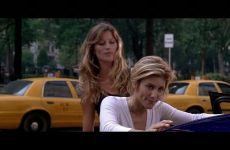 Gisele Bündchen And Jennifer Esposito – Taxi