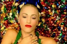 "Gwen Stefani In Her Music Video For ""Luxurious"""