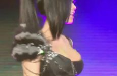 INNA During The Performance на TV