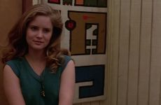 Jennifer Jason Leigh Classic-Fast Times At Ridgemont High