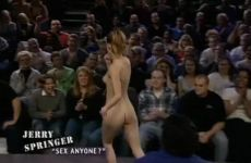 Jerry Springer Had Some Crazy Plot
