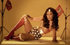 Jessica Chobot As Wonder Woman
