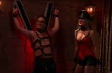 Kaley Cuoco As S Dominatrix In The Big Bang Theory