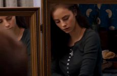 Kaya Scodelario Striping Off To Bra In The Truth About Emanuel
