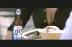"Kitana Baker And Tonya Ballinger Were Great Additions To The Plots Of Miller Lite's ""Catfight"" Commercial."