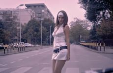 Lena Bogdanovic Playing A Street Hooker Is Groped In A Serbian Film
