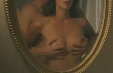Lizzy Caplan – Gorgeous Plot In 'Masters Of Sex' S2E12