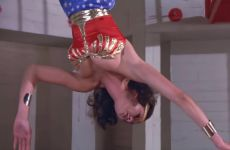 "Lynda Carter Hanging Plot In ""Wonder Woman"""