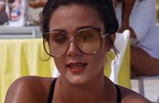 Lynda Carter Sweet Swimsuit In Wonder Woman