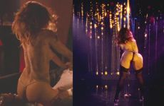 Marisa Tomei Lap Dancing And Pole Dancing Topless In The Wrestler