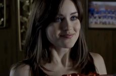 Megan Boone Hot Back Story In My Bloody Valentine