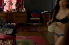 Mikey Madison In Bra + Panties – Better Things S3