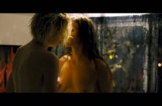 "Natalie Krill & Erika Linder ""Below Her Mouth"""