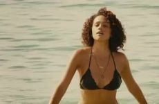 Nathalie Emmanuel – Beach Plot In Furious 7