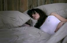 "Sarah Shahi – See Through In ""Static"""