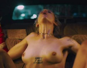 Agathe Rousselle – Amazing Nude Debut In Palme D'Or Winner 'Titane'