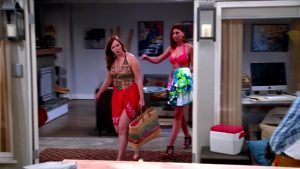 Aly Michalka Busty Plots In 'Two And A Half Men'