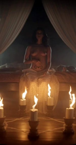 """Anya Chalotra In """"The Witcher"""" S01E05"""