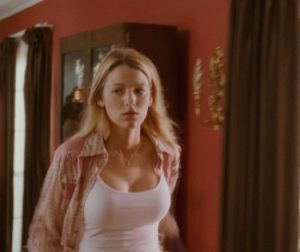 Blake Lively Backplot From Elvis And Anabelle