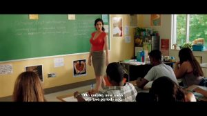 """Cara Mantella In """"Premature"""" Playing The Hot Teacher"""