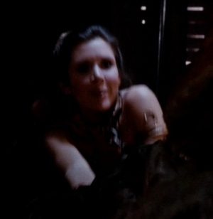 Carrie Fisher – Star Wars Plot
