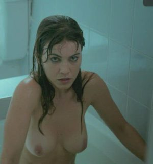 Charlotte Best – Gorgeous Wet Tits In 'Tidelands' [60fps Slow Mo]