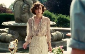 """Classic Keira Knightley Plot From """"Atonement"""""""