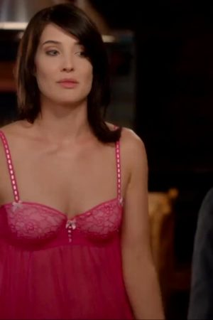"""Cobie Smulders In """"They Came Together"""""""