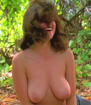 Debi Sue Voorhees – Gorgeous Natural Tits In 'Friday The 13th: A New Beginning'