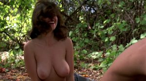 """Deborah Voorhees Old-School Goodness""""Friday The 13th: A New Beginning"""""""