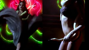 Eiza Gonzalez's Dance With A Massive Snake In From Dusk Till Dawn: The Series
