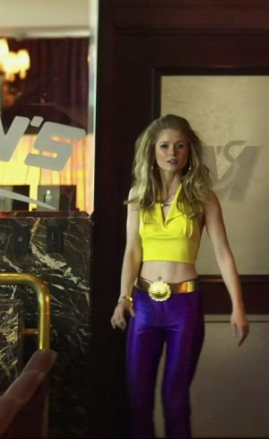 Erin Moriarty – Tight Little Plot In Driven