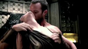 Eva Green's Amazing Tits In 300: Rise Of An Empire.