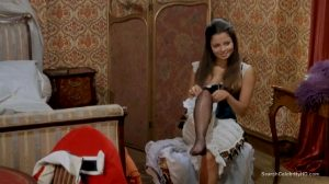 Francoise Pascal In Burke & Hare